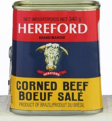 HEREFORD OR GRACE CORNED BEEF