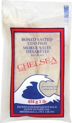 CHELSEA SALT COD BONED