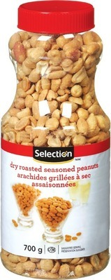 PLANTERS CASHEWS, MIXED NUTS OR SELECTION PEANUTS