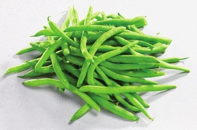 GREEN, YELLOW OR CRANBERRY BEANS