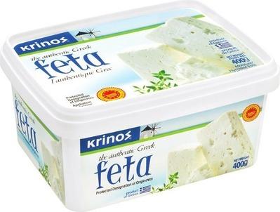 KRINOS GOAT OR IMPORTED GREEK FETA