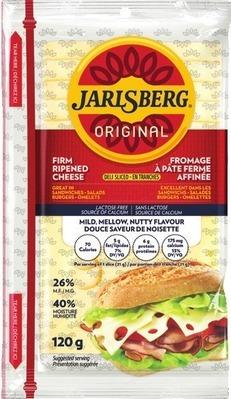 JARLSBERG SLICED CHEESE