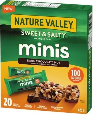 GENERAL MILLS NATURE VALLEY MINIS