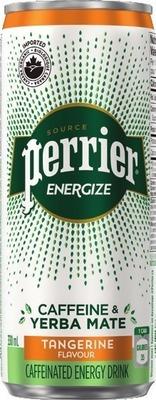 PERRIER ORGANIC ENERGY DRINKS