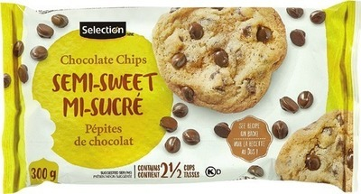 SELECTION CHOCOLATE CHIPS