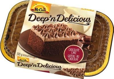 MCCAIN DEEP'N DELICIOUS CAKES