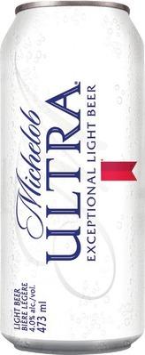MICHELOB ULTRA LIGHT