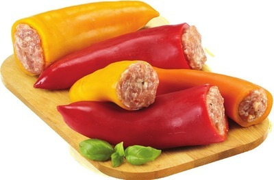 STORE MADE STUFFED MINI PEPPERS OR MUSHROOMS VALUE PACK