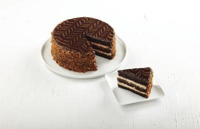 FRONT STREET BAKERY SALTED CARAMEL CHOCOLATE CAKE