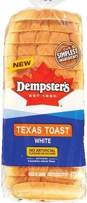 DEMPSTER'S SANDWICH OR TEXAS TOAST BREAD
