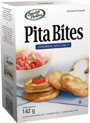 PITA BITES CRACKERS