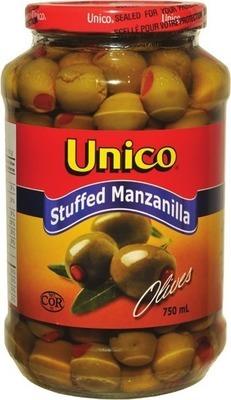 UNICO MANZANILLA OLIVES