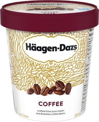 HÄAGEN-DAZS ICE CREAM OR FROZEN DESSERT