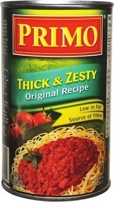 PRIMO BEANS, TOMATOES OR SAUCE
