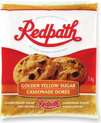 REDPATH GOLDEN YELLOW SUGAR