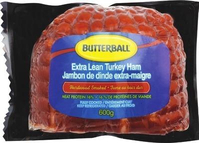 BUTTERBALL LEAN TURKEY HAM
