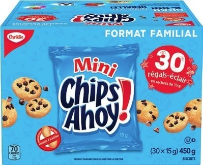 CHIPS AHOY! OR OREO MINI TREATS