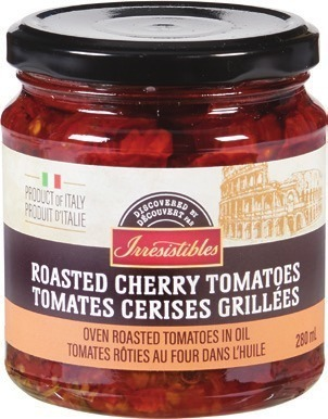 IRRESISTIBLES HOT CHILI PEPPERS OR ROASTED CHERRY TOMATOES