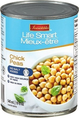 IRRESISTIBLES LIFE SMART BEANS OR SELECTION TOMATOES
