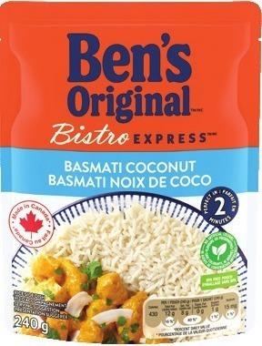 BEN'S ORIGINAL BISTRO EXPRESS INSTANT RICE