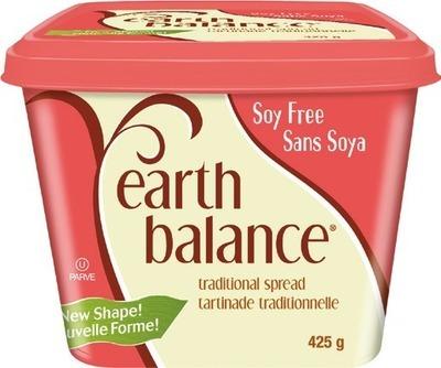 EARTH BALANCE SPREAD