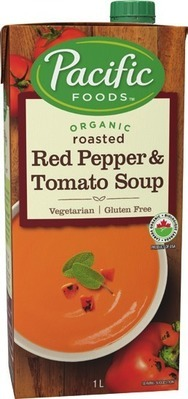 PACIFIC FOODS SOUP AND BROTH