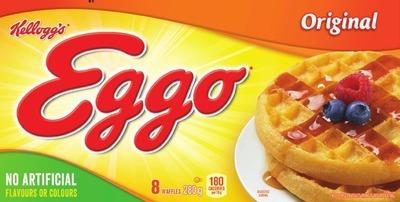 KELLOGG'S EGGO WAFFLES, PILLSBURY PIZZA POPS OR TOASTER STRUDEL