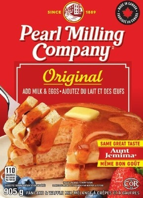 PEARL MILLING COMPANY PANCAKE AND WAFFLE MIX