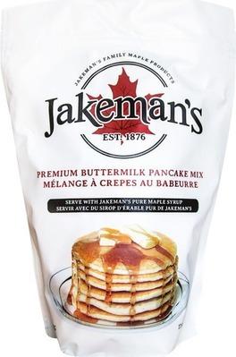 JAKEMAN'S BUTTERMILK PANCAKE MIX