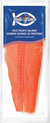 HIGH LINER WILD PACIFIC SALMON SIDES