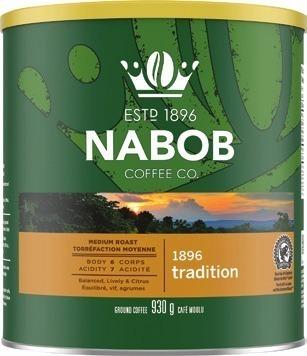 NABOB TRADITION GROUND COFFEE
