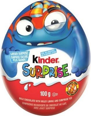 FERRERO KINDER SURPRISE CHOCOLATE
