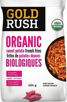 GOLD RUSH FRENCH FRIES