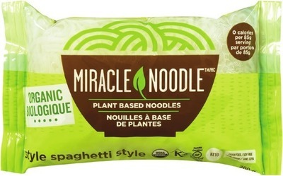 MIRACLE NOODLE PASTA