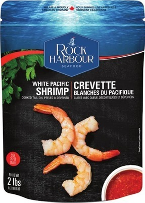 COOKED OR RAW SHRIMP