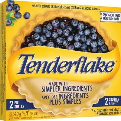 TENDERFLAKE FROZEN PASTRY OR DOLE FRUIT