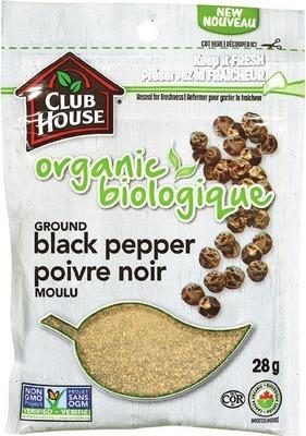 CLUB HOUSE ORGANIC SPICES