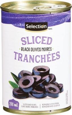 SELECTION BLACK OLIVES