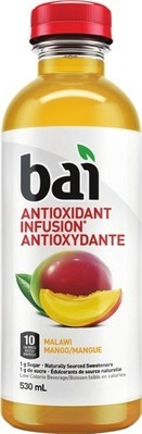 BAI FLAVOURED WATER