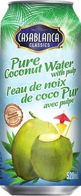 CASABLANCA COCONUT MILK OR COCONUT WATER