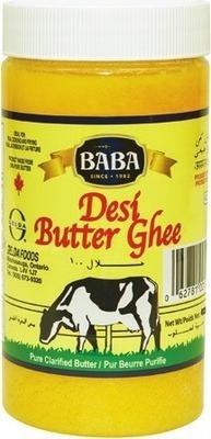 BABA GHEE BUTTER