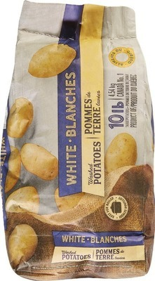 WHITE, YELLOW-FLESHED OR RED POTATOES