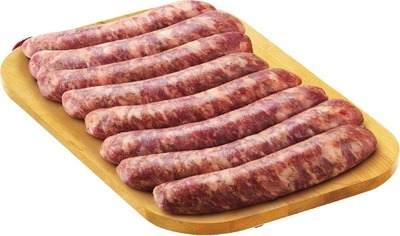 STORE MADE SAUSAGES VALUE PACK OR WITH PEPPERS & ONIONS