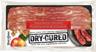 GOLD LABEL DRY CURED BACON