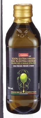 IRRESISTIBLES EXTRA VIRGIN OLIVE OIL OR MODENA AGED BALSAMIC VINEGAR