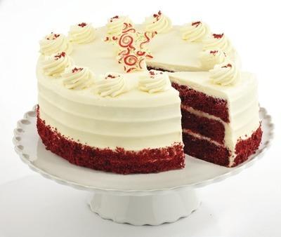 FRONT STREET BAKERY RED VELVET OR CARROT CAKE