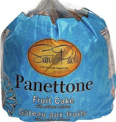 SAN PAOLO PANETTONE