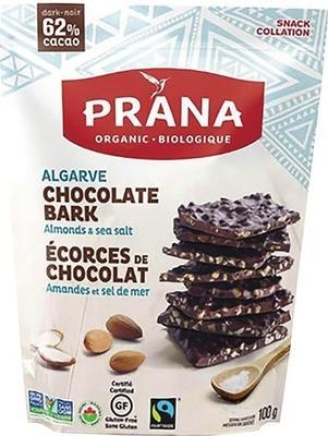 PRANA CHOCOLATE BARK