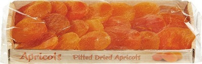 PITTED DRIED APRICOTS