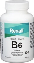 All Rexall Brand or Be.Better Vitamins